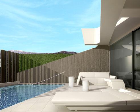 Casa torre del mar piscina for Apartamentos en torre del mar con piscina